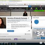 YouTube screen capture LinkedIn Training