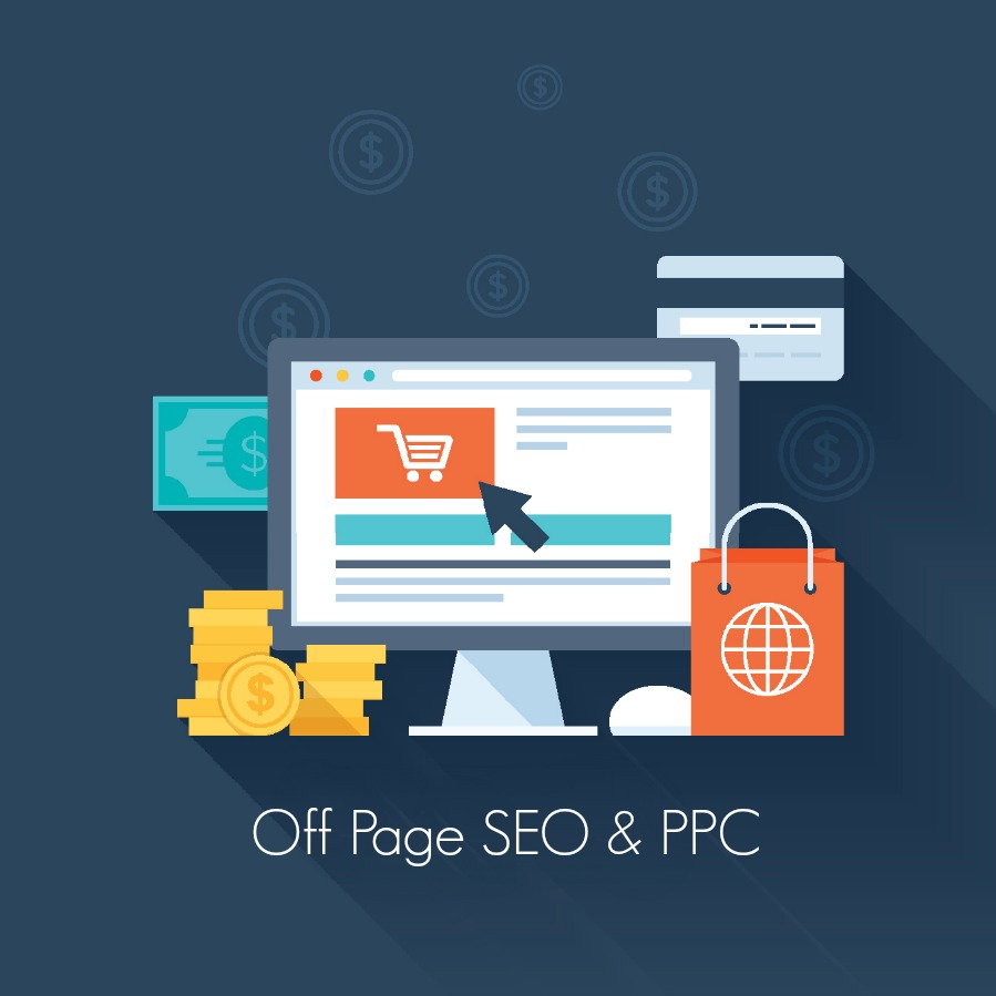 Off Page SEO And PPC Graphic